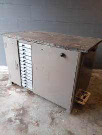 Werkbank metaal / Workbench metal