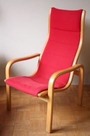 Yngve Ekstrom Swedese Melano fauteuil / Yngve Ekstrom Swedese Melano easy chair {sold}