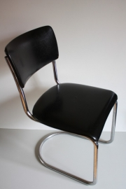 Gispen stoel zonder armleuning / Gispen chair without armrest [sold]