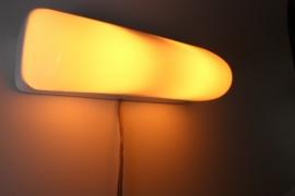 Ceramische muurlamp ` 60 / ceramic wall lamp `60 [verkocht]