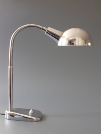Jumo chroom bureaulamp / Jumo Chrome Desk Lamp [sold]