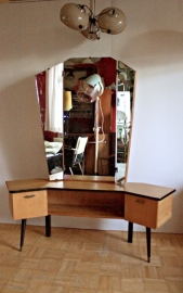 Vintage kaptafel / Vintage vanity table (sold)