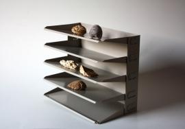 Vintage aflegbakje  metaal / Vintage metal storage tray [sold]
