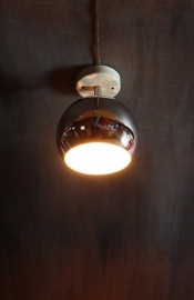 Bollampen chroom `60 / Chrome Globes `60 [verkocht]
