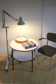 Zweedse Statief lamp / Swedish standing lamp
