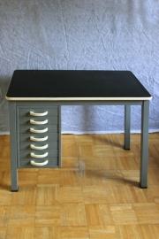 Bureautje Gispen stijl / Desk Gispen style [sold]
