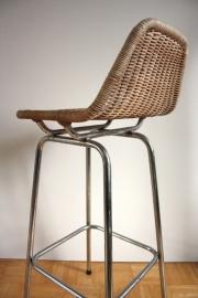 Sliedregt kruk riet / Sliedregt stool cane [sold]