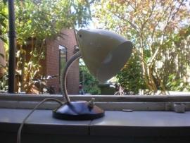 Hala lampje `50 / Hala desklamp 50s [sold]
