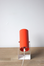 Oranje vintage muurlampje / Orange vintage wall lamp [sold]