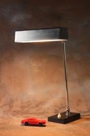 Rechthoekige bureaulamp `60 / Rectangular desk lamp ` 60 [verkocht]