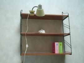 Tomado houten rekje `60 / Tomado wooden wall shelf `60 [verkocht ]