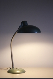 SIS groene bureaulamp / SIS green desk lamp [sold]