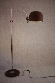 Staande grote Dijkstra booglamp / Standing large Dijkstra arc lamp