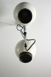 Hangende bollampen `60 / Hanging globes `60 [verkocht / sold]
