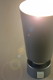 Staand lampje vaasmodel