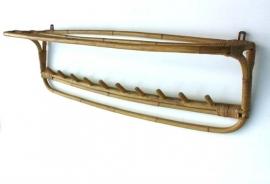 bamboe kapstok `50 / bamboo coat hanger ` 50 [sold]