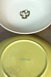 Lassie bordjes / Lassie plates [sold]