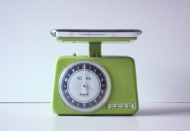 Vintage weegschaal Stube / Vintage scale Stube [verkocht]