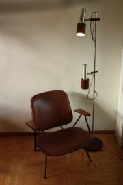 Staande vintage lamp Hala / Standing vintage lamp Hala [verkocht]