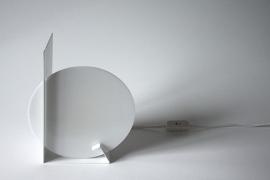 Dijkstra `new wave` lamp / Dijkstra `new wave` lamp [ verkocht ]