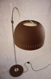 Staande grote Dijkstra booglamp / Standing large Dijkstra arc lamp [sold]