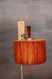 Muurlampje deense stijl `60 / Walllamp Danish style `60