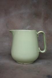 Mosa schenkkan lichtgroen  / Mosa jug light green [verkocht]