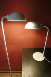 Hala vloerlamp + bureaulamp / Hala Floor lamp + desk lamp [sold]
