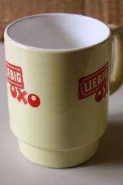 Oxo Liebig vintage bekers /  Oxo Liebig vintage cups [verkocht]