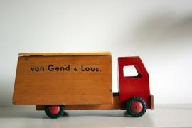 Van Gend en Loos modelwagen / Van Gend en Loos model car [sold]