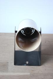 Grijs vintage muurlampje / Gray vintage wall lamp