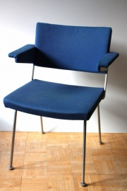 2 Gispen bureaustoelen / 2 Gispen desk chairs `60 [sold]