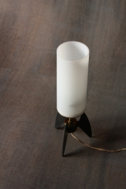 "Fifties "" rocket "" lamp [sold]"