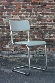 Buisframe bureaustoel / Tube frame Office Chair