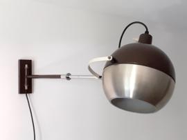 Dijkstra verstelbare muurlamp / Dijkstra adjustable wall lamp