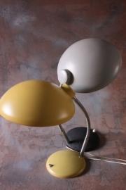 2 vintage bureaulampen /  desklamps [verkocht]