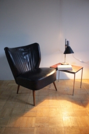 Clubfauteuil kunstleer / Clubfauteuil leatherette [sold]