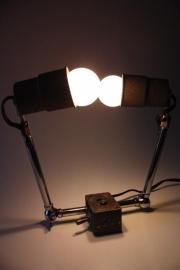Industrieel belichtingssetje Cine Light [verkocht]