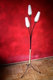 Fifties staande lamp / Fifties floor lamp [verkocht]