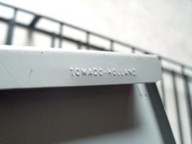 Tomado metalen wandrekje `50  2 / Tomado colorfull metal wall shelf `50  2 [verkocht]