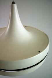 Hanglamp deens design`60 / Hanging lamp Danish design `60 [verkocht]