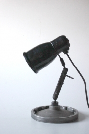 Industrieel machinelampje / Industrial small machine lamp