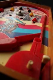 Knikkerspel Arcofalc/ Marble game Arcofalc [verkocht]