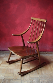 Lena Larsson schommelstoel / Lena Larsson rocking chair [sold]