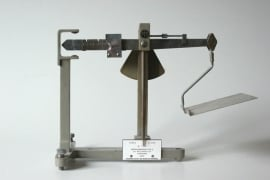 PTT weegschaal 1967 / PTT scale 1967 [sold]