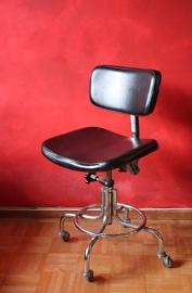 Bureaustoel Gispenstijl / Office chair Gispen style  [verkocht ]