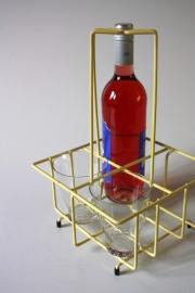Flessenrekje `50 / Bottle rack `50 [sold]