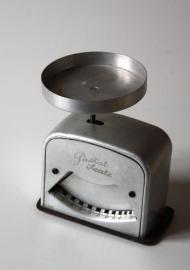 Rikkers vintage weegschaaltje / Rikkers vintage scale [verkocht]