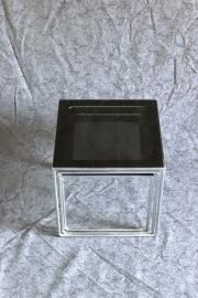 Mimiset zwart glas / Mimiset black glass [verkocht]