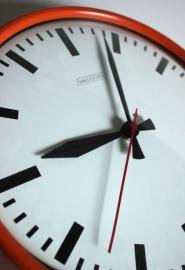 Muurklok Van Doorn / Van Doorn wall clock [verkocht]